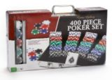 Jeu de poker Game Gallery, 400 pces | Cardinal Games