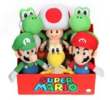 Super Mario 6-in Plush Doll |