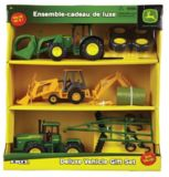 John Deere Deluxe Vehicle Set | John Deere