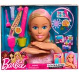 Barbie Dolled Up Styling Head |