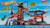 Hot Wheels Construction Zone Chaos Set | Hot Wheels