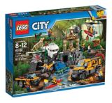 LEGO City, Le site d'exploration de la jungle, paq. 813 | Lego