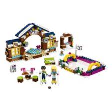 Lego SkiPaq307Canadian FriendsLa De Patinoire Station kXTwiuOPZl