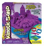 Kinetic Sand Sandbox & Molds | Kinetic Sand