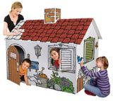 Colour N' Play House   Discovery   Canadian Tire