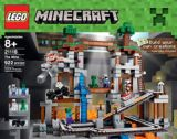 LEGO® Minecraft The First Night, 408-pcs | Lego