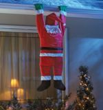 Hanging Santa Claus Decoration |