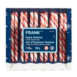 FRANK Cherry Candy Canes, 12-pk | FRANK