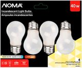 Sylvania A15 Multi-Use Fan Bulbs, 4-pk | GE