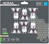NOMA LED GU10 50W Dimmable Light Bulb, Soft White, 6-pk | NOMA | Canadian Tire