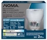 Réflecteur de projecteur d'intérieur NOMA PAR20 FLC 9W paq.2 | Blue Planet | Canadian Tire