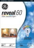 Ampoule incandescence GE Reveal 60 W A19, paq. 4 | GE | Canadian Tire