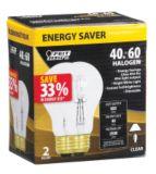 Ampoule halogène haute efficacité NOMA 43 W, paq. 2 | NOMA | Canadian Tire