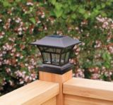 NOMA Solar Post Cap Light Set, 2-pk | NOMA | Canadian Tire
