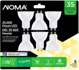 Ampoules à DEL Noma GU10, 35 W | NOMA | Canadian Tire