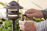 NOMA Low Voltage Large LED Light Stake Kit, 4-pk | NOMA | Canadian Tire