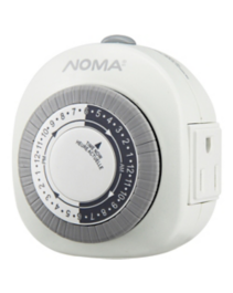 Noma Outdoor Lighting Timer Canadian Tire