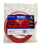 Câble électrique avec fil de cuivre Southwire NMD90, 5 m, rouge, 12-2 | Southwire | Canadian Tire