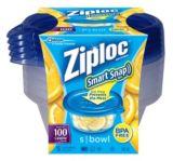 Contenants ronds pour aliments Ziploc   Ziploc   Canadian Tire