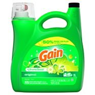 Gain Regular Original Laundry Detergent, 96 Load