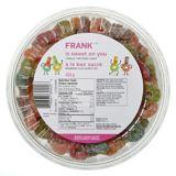 Barquette de bonbons surs Frank, 600g | FRANK | Canadian Tire