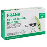 Sacs pour déchets organiques FRANK, paq. 10 | FRANK | Canadian Tire