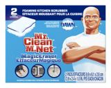 Mr. Clean Magic Eraser Kitchen Scrubber, 2-Pk | Mr. Clean