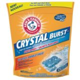 Capsules Crystal Burst de Arm & Hammer, paq. 60 | Arm & Hammer | Canadian Tire