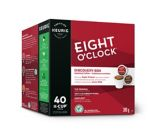Keurig Eight O'Clock K-Cup Pods Variety Box, 40-pk | EIGHT O'CLOCK