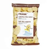 FRANK Thick Original Ripple Chips, 200-g | FRANK