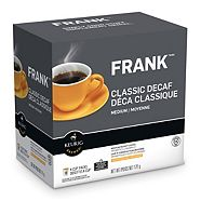 Frank Decaf Roast K-Cups, 18-pk
