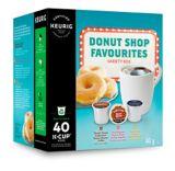 Dosettes K-Cup Keurig Donut Shop, saveurs préférées, paq. 40   DONUT HOUSE   Canadian Tire