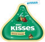 Chocolat au lait/Amandes Kisses de Hershey's, 200 g   Hershey's   Canadian Tire