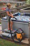 Aspirateur à pompe de déchets secs et humides Shop-Vac 37,8 L | Shop Vac | Canadian Tire