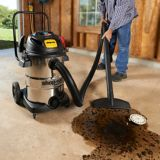 Shop-Vac® Ultra Stainless Steel Wet/Dry Vac, 45.5-L | Shop Vac