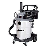 MAXIMUM Stainless Steel Wet Dry Vacuum, 53-L
