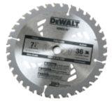 Lame de scie de charpente de 36 dents DeWALT, 7 1/4 po | Dewalt | Canadian Tire