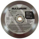 Lame de scie circulaire diamantée MAXIMUM, 7 po | MAXIMUM | Canadian Tire