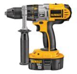 dewalt cordless hammer drill. dewalt 18v nicad xrp cordless hammer drill, 1/2-in | dewalt drill