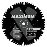 Lame de scie circulaire de refente MAXIMUM, 50 dents, 10 po | MAXIMUM | Canadian Tire
