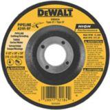 Meule et meule à tronçonner DeWALT, tuyaux | Dewalt | Canadian Tire