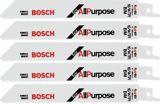 Lame de scie alternative tout usage Bosch10/14 d/po, paq. 5 | Bosch | Canadian Tire