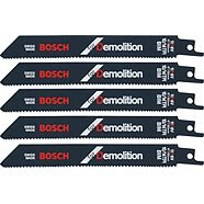 Bosch 10/14 TPI Demolition Reciprocating Blade, 5-pk