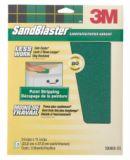 Papier abrasif SandBlaster™, 9 x 11 po, paq. 3   SandBlaster   Canadian Tire