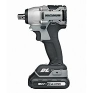 MAXIMUM 20V Max Li-Ion Brushless Cordless Impact Wrench, 1/2-in