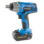 Mastercraft 20V Max Li-Ion Cordless Impact Wrench, 1/2-in