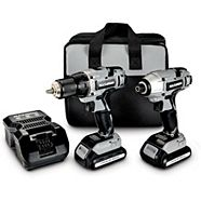 MAXIMUM 20V Max Li-Ion Cordless Drill & Impact Driver Combo Kit