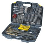 Mastercraft Drill/Driving Accessory Bit Set, 246-pc | Mastercraft