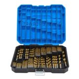 Mastercraft 230-piece Titanium-Coated Drill Bit Set | Mastercraft