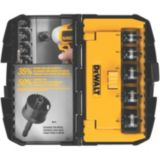 DEWALT Impact Rated Hole Saw Set, 5-pc | Dewalt